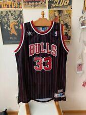 VTG 90's Chicago Bulls NBA Scottie Pippen adidas og jersey