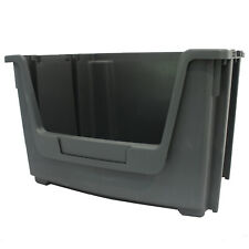 Large 50L Heavy Duty Stacking Pick Bin Open Front Container. STACK & NEST Box!