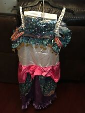 Gypsy Halloween Costume, Dress Up, Size L (10-12) Girl Free shipping #1833