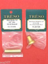 """Treso Muzzleloading Shotgun Ramrod ends 3/8"""" 12 Gauge"""