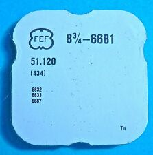 FEF 6681 click 8-¾ ligne