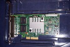 49Y4240 IBM I340-T4 QUAD PORT SERVER ADAPTER E1G44HT-IBM 49Y4241 49Y4242