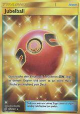 Pokemon Karte - Jubelball 250/236 Gold, Holo | NM Deutsch