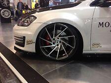 20 Zoll TN17 Concave Felgen für VW Golf 5 6 7 GTI Performance R 32 Clubsport S
