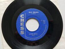 "CHUCK BERRY - Rock & Roll Music / Blue Feeling 1957 ROCK & ROLL 7"" Chess"
