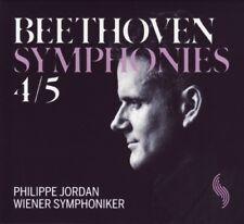 Ludwig Van BEETHOVEN / Symphonies 4 & 5 / (1 CD) / Neuf