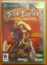Pal version Microsoft Xbox Jade Empire (edicion limitada 2dvd)