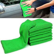 10X Microfiber Kitchen Wash Auto Car Home Dry Polishing Cloth Cleaning Towel