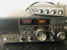 YAESU FRG- 7700 with FRT- 7700
