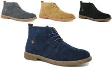 Scarpe polacchine uomo Class scamosciate invernali calzature inglesine casual