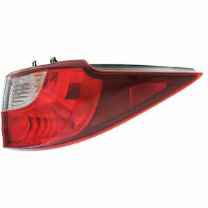 FITS FOR MAZDA 5 2012 2013 2014 2015 REAR TAIL LAMP RIGHT PASSENGER