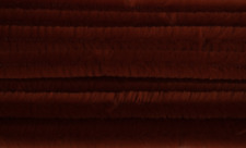 Dark Brown Chenille Sticks Pipe Cleaners 6mm x 30cm Trimits Crafts Pack of 30