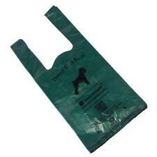 Scot-Petshop Original 100 Eco Friendly Large Green Dog Poo Scoop Bags Waste Bags