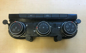 VW CRAFTER AIR CONDITIONING CLIMATE CONTROL UNIT 7C0907426AD