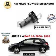 Per TOYOTA AURIS 1.4 d4d 2006-2009 Nuovo Sensore Misuratore Massa D'Aria 22204-333010