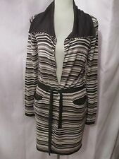 Ladies *PENNYBLACK* Opera stripe cardigan silk blend size small BNWT RRP £145