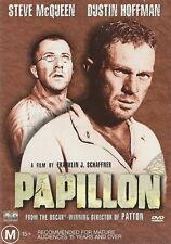 Papillon - Drama / True Story - Steve McQueen, Dustin Hoffman - NEW DVD