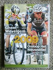 2009 Omloop Het Nieuwsblad/Ghent Wevelgem World Cycling Productions 2 DVD Clean