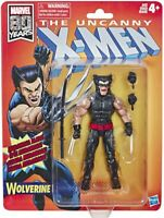 Marvel Legends Wolverine X-Men Retro Wave 1 Action Figure 6-Inch IN STOCK