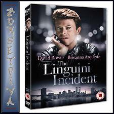 THE LINGUINI INCIDENT -  David Bowie & Rosanna Arquette *BRAND NEW DVD***