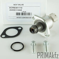 DENSO Druckregelventil Einspritzpumpe Common-Rail-System Opel Mazda CDTi MZR-CD