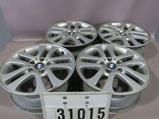 4 Alufelgen Original BMW E46 E36 3er Z3 7Jx17H2 IS47 #31015