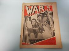 The War Illustrated No. 29 Vol 2 1940 Photographing Siegfried Line Lens Achilles