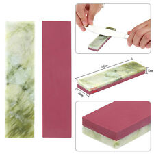3000/10000 Grit Waterstone Knife Sharper Double Side Sharpening Stone Red+Green