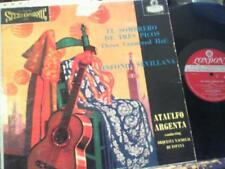 Falla Turina Argenta 3 Cornered Hat Sinfonia Sevillana CS 6050 London Blueback