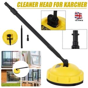 Patio Rotary Cleaner Head Pressure Washer Attachment for Karcher K-K7 Series