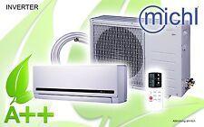 Michl Inverter Single-Split Klimagerät, Klimaanlage 9000 BTU, 2,6 kW, A++