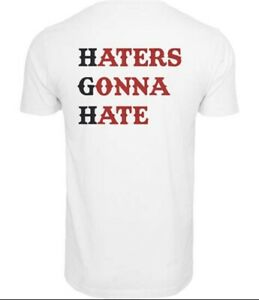 Haters Gonna Hate - Gym T-Shirt 6 Pack