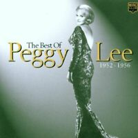 Peggy Lee - The Best Of Peggy Lee: 1952 - 1956 (CD) (2000)