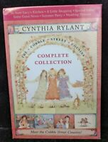 NEW Cobble Street Cousins Set of 6 Cynthia Rylant Complete Collection Boxed