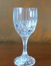 "Cristal D'Arques Durand Bretagne Crystal 6 ½"" Wine Goblet(s)"