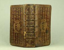 LOUIS XIV - Livre 1667 RELIURE AUX ARMES DE LA REINE MARIE-THERESE D'AUTRICHE