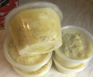 Shea butter - Certified Organic, Unrefined, Raw, Natural - 100% Cream 500ml