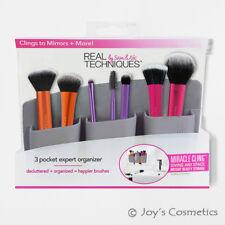 "1 REAL TECHNIQUES 3 Pocket Expert Organizer Grey ""RT-1738""  *Joy's cosmetics*"