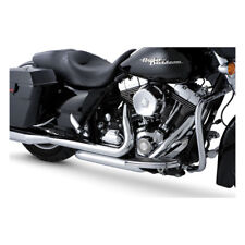 Vance & Hines Dresser Duals Exhaust Manifold Chrome, for Harley Davidson Touring