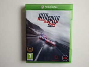 Need for Speed: Rivals on Xbox One in NEAR MINT Condition (Disc MINT)