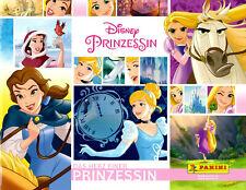 PANINI Disney Prinzessin Hybrid 5 Stück Sticker Auswahl