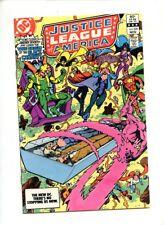 Justice League of America #220 (1983) NM 9.4