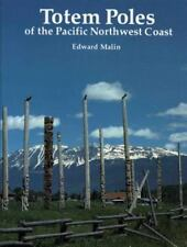Totem Poles of the Pacific Northwest Coast-ExLibrary