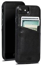 "SENA CASES Lugano Wallet LederCase for iPhone 7 & 8 (4.7 "") Black"
