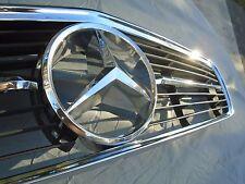 Mercedes Early 107 OEM Chrome Grille Solid Metal Star w107 350SL 450SL 450SLC SL