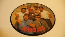 MADNESS HOUSE OF FUN  PICTURE DISC STIFF RECORDS 1982