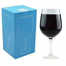 Giant Wine Glass Party Cocktail Glasses Holds Whole Bottle Red White Wine 750ml