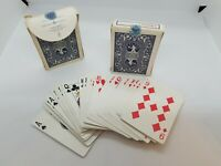 HOYLE Pinochle Playing Cards Blue | Nevada Finish, Vintage set of 2 complete