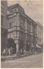 Postcard Rppc Guildhall Exeter Uk