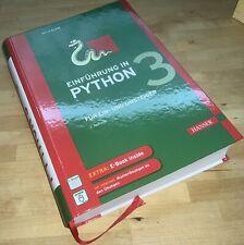 Einführung in Python 3, Bernd Klein